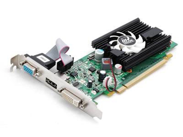 Picture of GeForce GT210 589MHz 512MB PCI-Express