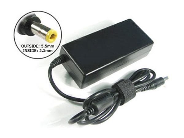 Picture Of Acer PA 1700 02 19v 342a 65w Laptop Ac Adapter