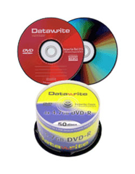 Picture of Datawrite 16x  DVD-R in 50 Cakebox