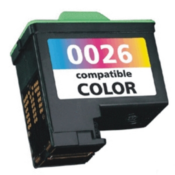 Picture of Non-OEM Lexmark 26 Colour  Ink Cartridge