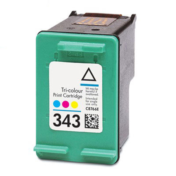 Picture of Non-Oem HP 343 Colour Printer Ink
