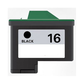 Picture of Non-OEM Lexmark 16 Black Ink cartridge