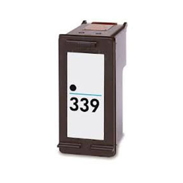 Picture of Non-OEM HP 339 Black Ink Cartridges