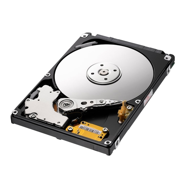 """Picture of Hitachi HGST 500GB 2.5"""" SATA Drive"""