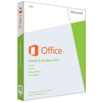 Picture of Microsoft Office Home & Student 2013 32bit x64 - Medialess