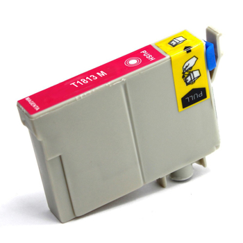 Picture of Non-OEM Compatible  T1813 18XL Epson Magenta High Capacity Ink Cartridge