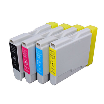 Picture of Non-OEM Compatible Brother LC1000-LC970 Multipack - Ink Cartridges