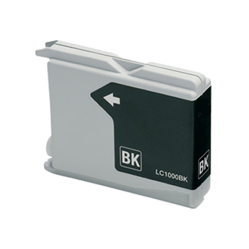 Picture of Non-OEM Compatible Brother LC1000BK and LC970  Black  Print Cartridge