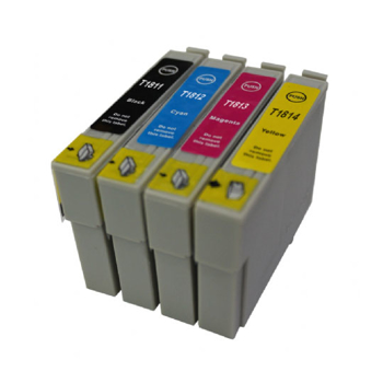 Picture of Non-OEM Compatible Epson T1816 Multi-pack