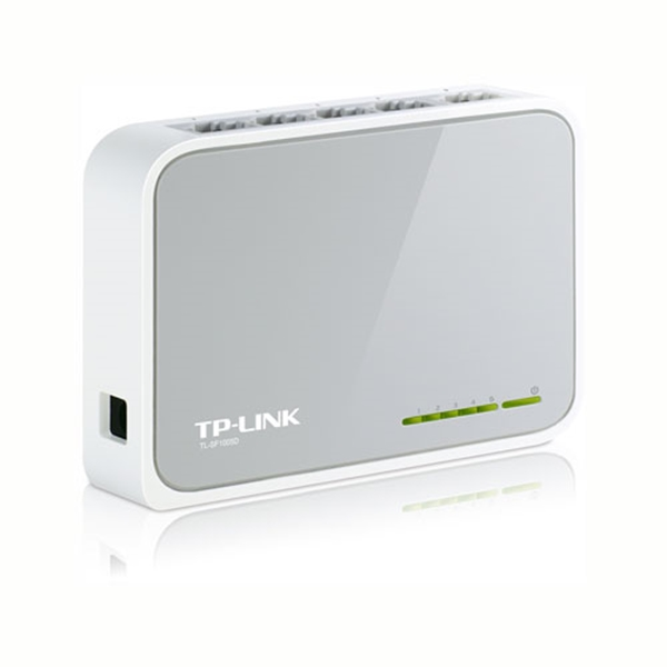 Picture of TP-Link TL-SF1005D 5-Port 10/100Mbps Unmanaged Desktop Switch
