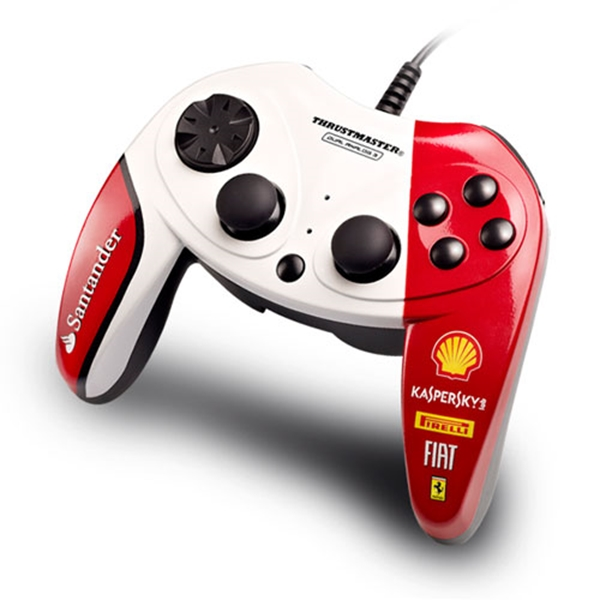 Picture of F1 Dual analog Gamepad Ferrari 150th Italia Exclusive Edition