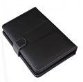 "Picture of  Leather Style Cover Case with USB Keyboard for 7"" inch Tablet PDA Android PC"