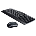 Picture of Logitech MK330 Wireless Combo Keyboard and Mouse