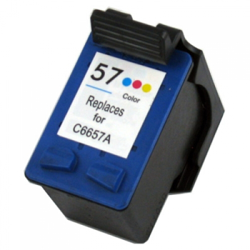 Picture of Non-OEM HP 57 Colour Ink Cartridge