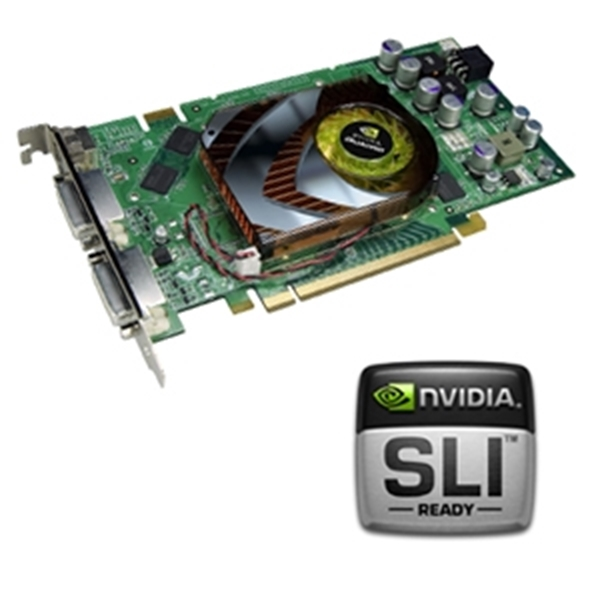 Picture of nVidia Quadro FX 3500  256MB GDDR3 PCI Express SLi