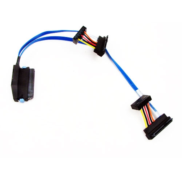 Picture of Dell HH266 2 Drop Cable for SAS HDDs