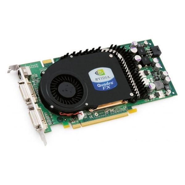 Picture of NVIDIA Quadro FX 3450 Video Card - 256MB GDDR3, PCI Express, SLI Ready, (Dual Link) DVI, DVI, Stereo)