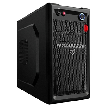 Picture of AvP Viper Mini Tower Black 2 x 12cm Fans USB 3.0