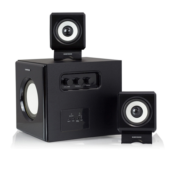 Picture of N Cube Pro Bluetooth 2.1 Speaker 10W
