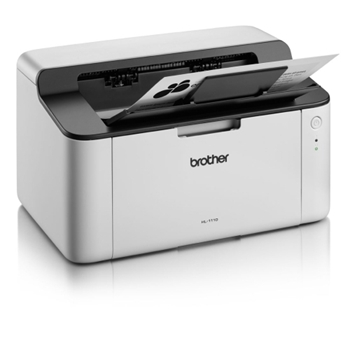 Picture of Brother HL-1110 A4 Mono Laser Printer-HL1110ZU1