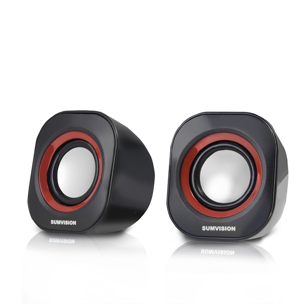 Picture of Mini n Cube  Coolio Speakers USB Powered