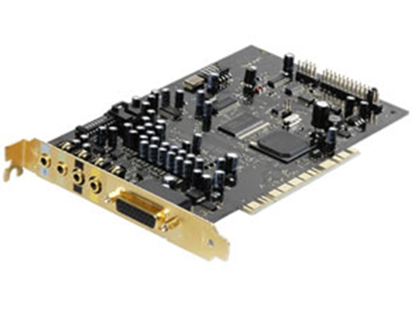 Picture of Creative Sound Blaster X-Fi SB0460 7.1-Channel PCI Sound Card