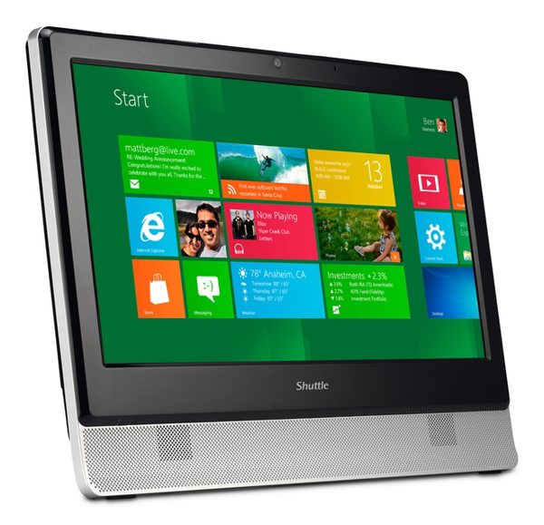 Picture of Shuttle X70S Intel i5 3470s Quad Core 2.90Ghz 120Gb SSD 4Gb RAM Windows 10 Home