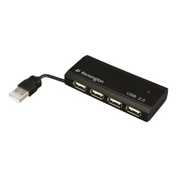 Picture of Kensington Mini 4-Port USB Hub