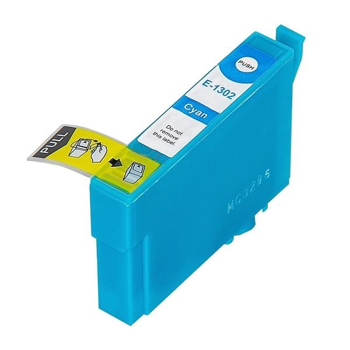 Picture of Non-OEM Compatible Epson T1302 Cyan Ink Cartridge