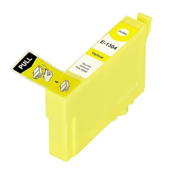 Picture of Non-OEM Compatible Epson T1304 Yellow Ink Cartridge