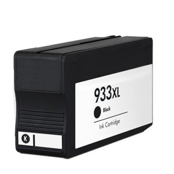 Picture of Non-OEM HP Ink Cartridge Officejet 932XL  Black
