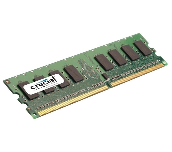Picture of Crucial 4GB DDR3 1600  PC3-12800 CT51264BA160BJ Memory Module - 4 GB