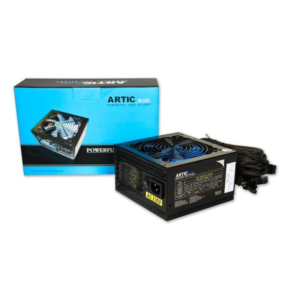 Picture of Artic Blue 850W Gaming Power Supply Retail