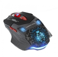 Picture of Sumvision Panzer RED wheel Programmable LED Gaming Mouse