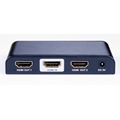 Picture of Ultra Pro HDMI Splitter 2 Way 1 Device to 2 TVs Slim 4K 2K Powered