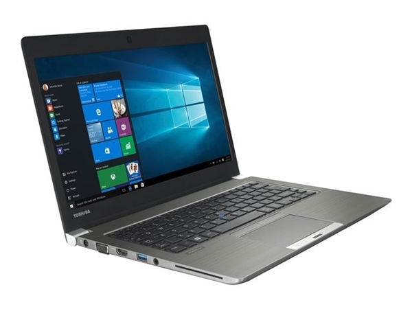 Picture of Toshiba Portégé Z30 Intel Core i7-4600U Processor 2.1GHz 256 GB SSD 8 GB RAM