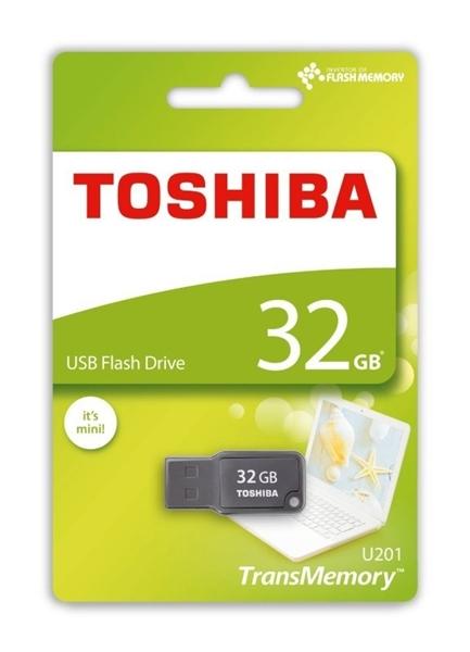 Picture of Toshiba 32GB TransMemory U201 Metal USB 2.0 Flash Drive