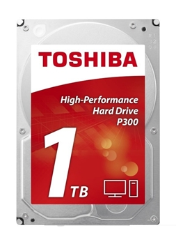 "Picture of Toshiba 1 TB Internal HDD - 3.5"" - P300 - SATA 6Gb/s - 7,200 rpm"