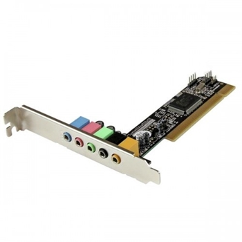 Picture of 3D Surround 5.1 Channel Sound PCI