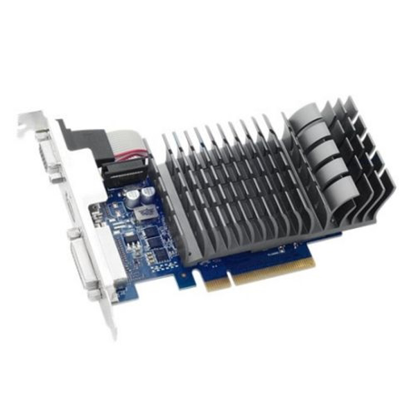Picture of Asus GT710, 2GB DDR5, PCIe2, VGA, DVI, HDMI, GPU Tweak II, Silent, Low Profile