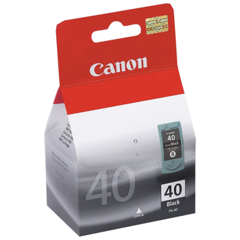 Picture of Original Canon PG-40 Black Ink Cartridge