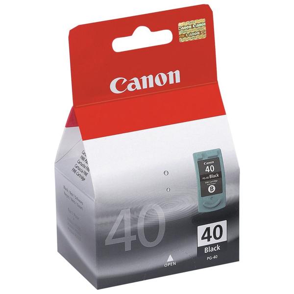 Picture of Original Canon PG-40 Black Ink Cartridge