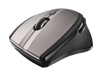 Picture of Trust Maxtrack Wireless Mini USB Mouse for Computer and Laptop - Grey