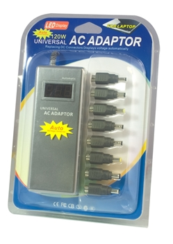 Picture of Universal Auto voltage Laptop AC Charger Adapter 120watts
