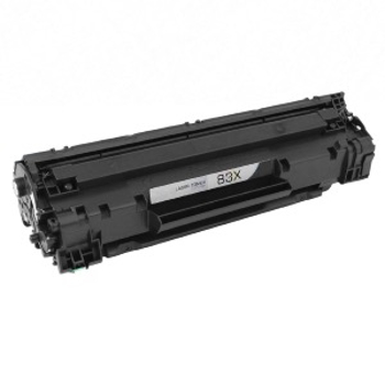 Picture of Non OEM HP 83X Black Toner Cartridge ( CF83X )