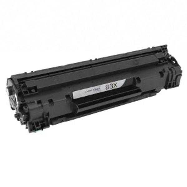 Picture of Non OEM HP 83X Black Toner Cartridge ( CF83X )