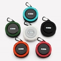 Picture of Portable Bluetooth  Water Resistant  Speakers Phone Hands-free Calls For Laptop Smartphone MP3 Black