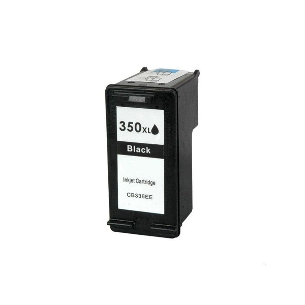 Picture of Non-OEM HP 350XL Black Inkjet Print Cartridge - CB336EE