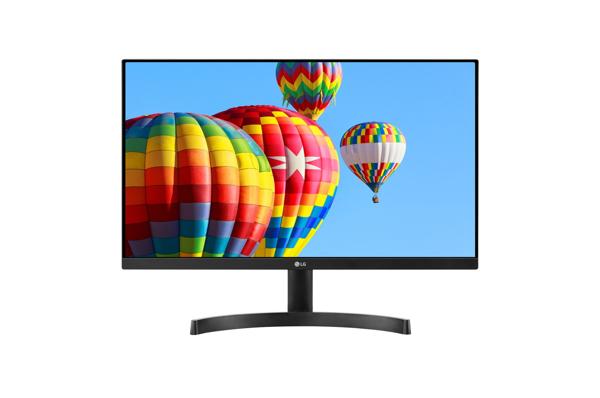 "LG 24MK600M 24"" Full HD 3-Side Virtually Borderless IPS Monitor"