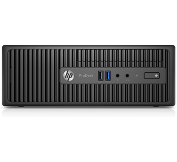 HP ProDesk 400 G3 - SFF - Core i3 6100 3.7 GHz - 4 GB - 1000 GB